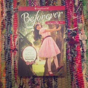 Beforever book by American Girl